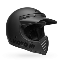 Casco Bell Moto-3 Blackout...