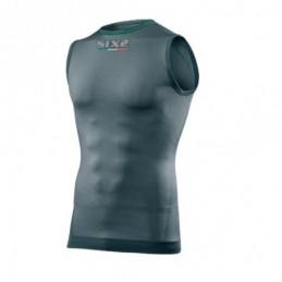 SIX2 Smanicato SuperLight Carbon Underwear WHITE CARBON M