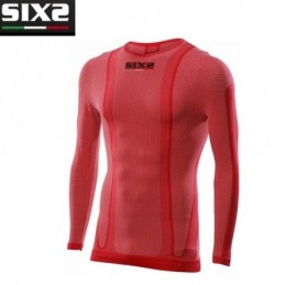 T-shirt Color ml RED S SIXS...