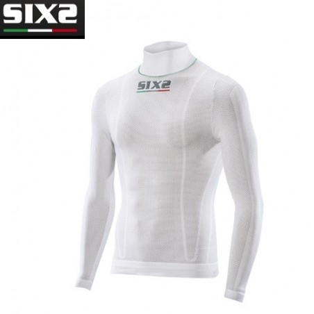 Lupetto ml Superlight WHITE CARBON S SIXS UNDERWEAR LIGHT